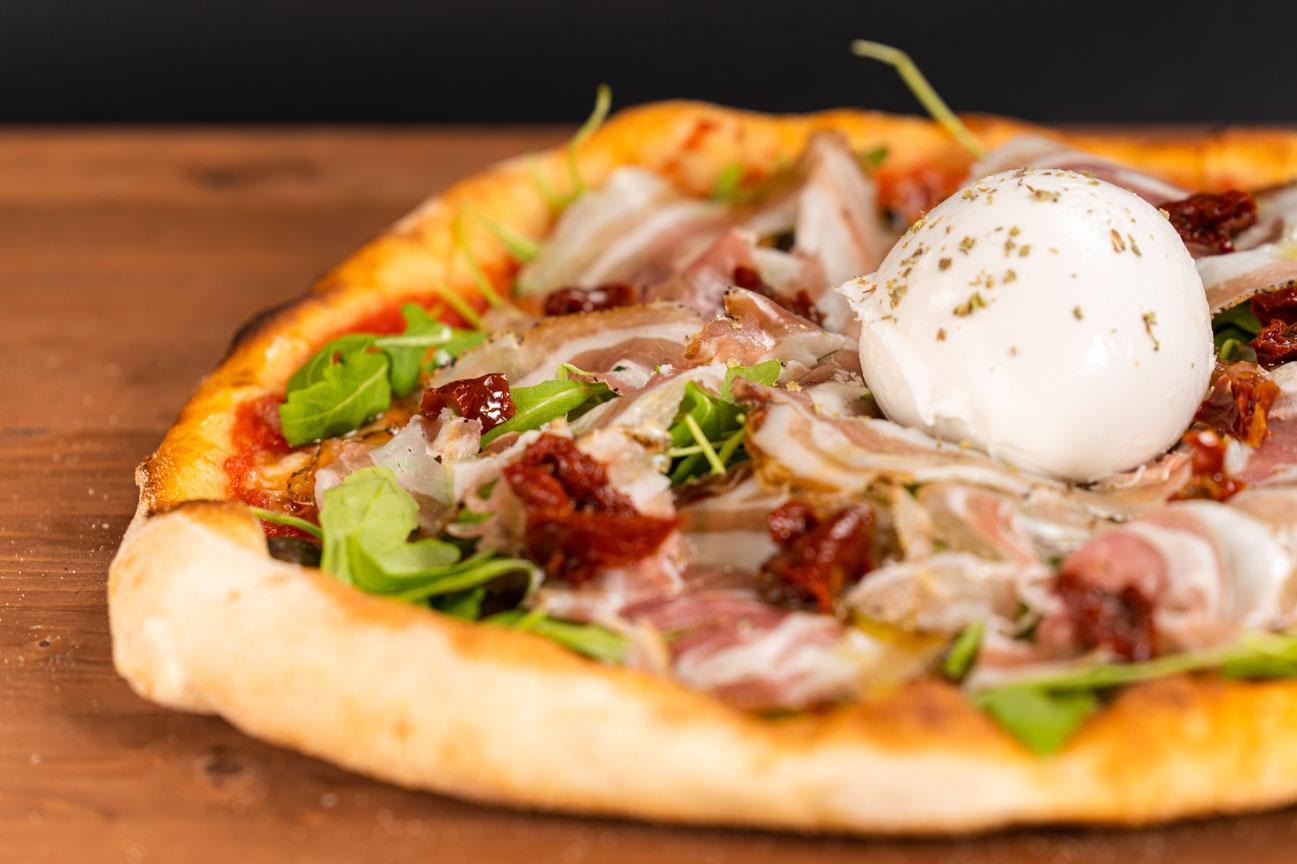 Pizzeria SaTrigo Marratxi Pizza Gustosa 01 2