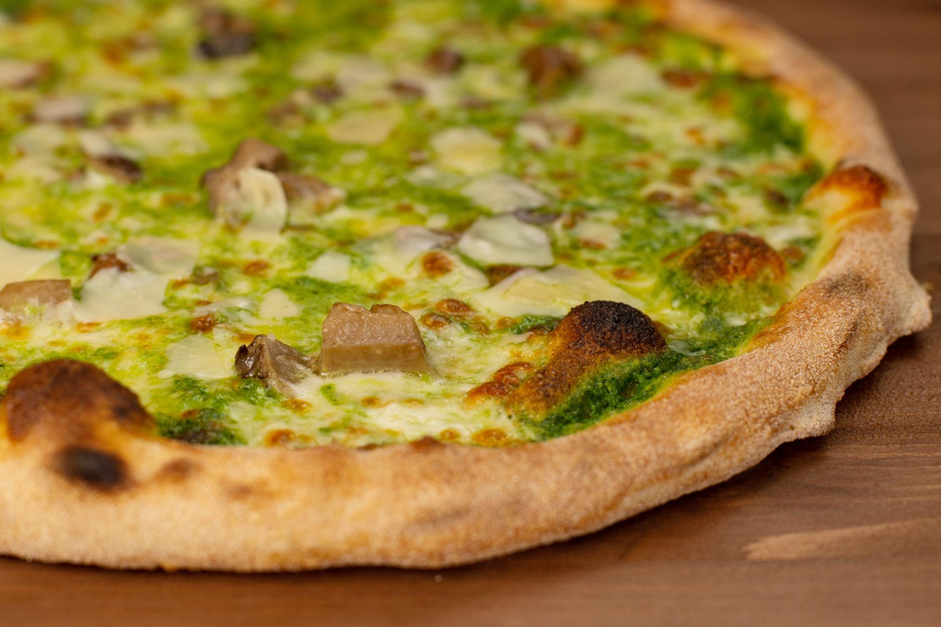 Pizzeria con servicio a domicilio en Marratxi
